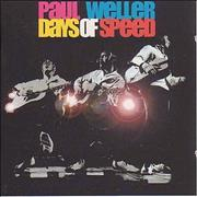 Click here for more info about 'Paul Weller - Days Of Speed'