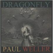 """Paul Weller Dragonfly UK 12"""" vinyl"""