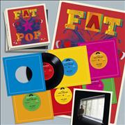 Click here for more info about 'Fat Pop - 6 x 7inch Box Set - Sealed'