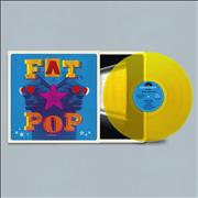 Click here for more info about 'Paul Weller - Fat Pop - Yellow Vinyl - Sealed'