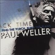 Click here for more info about 'Paul Weller - Find The Torch, Burn The Plans'