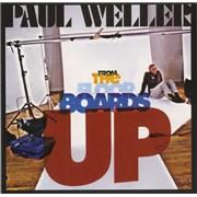 """Paul Weller From The Floorboards Up UK 7"""" vinyl"""