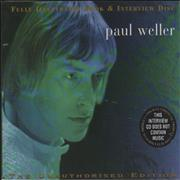 Click here for more info about 'Paul Weller - Fully Illustrated Book & Interview Disc'