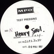 Click here for more info about 'Paul Weller - Heavy Soul - Test Pressing'