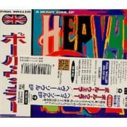 Paul Weller Heavy Soul Japan CD single Promo