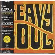 Paul Weller Heavy Soul Japan CD album Promo