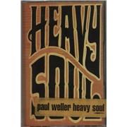 Paul Weller Heavy Soul UK cassette album