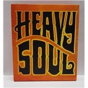 Paul Weller Heavy Soul UK box set Promo