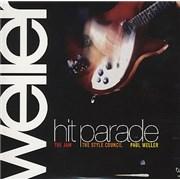 Paul Weller Hit Parade UK CD album Promo