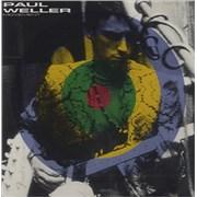 Paul Weller Into Tomorrow UK CD single