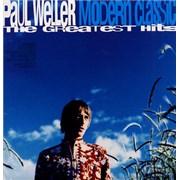 Paul Weller Modern Classics - EX UK 2-LP vinyl set