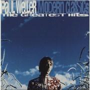 "Paul Weller Modern Classics - The Greatest Hits - Un-Numbered Box UK 7"" box set"