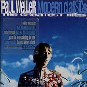 Paul Weller Modern Classics - The Greatest Hits UK 2-CD album set