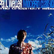 Paul Weller Modern Classics The Greatest Hits UK 2-LP vinyl set