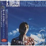 Paul Weller Modern Classics Japan CD album