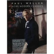 Paul Weller More Modern Classics (Vol. 2) - Deluxe - Sealed UK 3-CD set