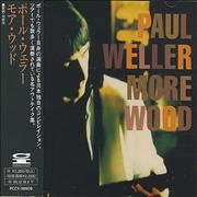 Click here for more info about 'Paul Weller - More Wood'