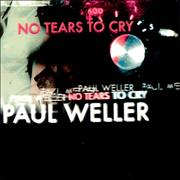 Click here for more info about 'Paul Weller - No Tears To Cry'