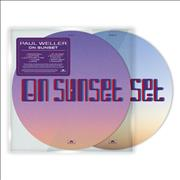 Click here for more info about 'Paul Weller - On Sunset - Picture Disc'