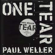 Click here for more info about 'Paul Weller - One Tear - Sealed'