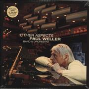 Click here for more info about 'Paul Weller - Other Aspects: Live At The Royal Festival Hall + DVD - Sealed'