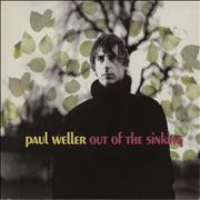 Click here for more info about 'Paul Weller - Out Of The Sinking - 1st Issue'