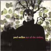 "Paul Weller Out Of The Sinking UK 12"" vinyl"