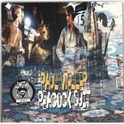"Paul Weller Peacock Suit - Numbered UK 7"" vinyl"