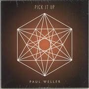 Click here for more info about 'Paul Weller - Pick It Up - Sealed + Bonus 7
