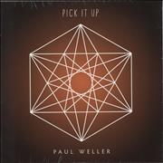 "Paul Weller Pick It Up - Sealed UK 7"" vinyl"