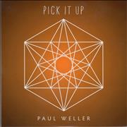 Click here for more info about 'Paul Weller - Pick It Up'