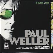 Click here for more info about 'Paul Weller - Push It Along'