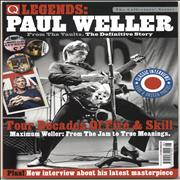Click here for more info about 'Paul Weller - Q Legends: Paul Weller'