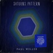 Paul Weller Saturns Pattern - Deluxe Edition - Sealed UK CD album