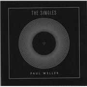 "Paul Weller Saturns Pattern: The Singles Box UK 7"" box set"