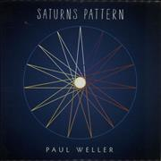 Click here for more info about 'Paul Weller - Saturns Pattern'