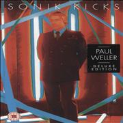 Click here for more info about 'Paul Weller - Sonik Kicks - Deluxe Hardback Book Edition'