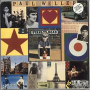 Click here for more info about 'Paul Weller - Stanley Road + Booklet'