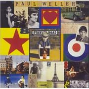 Paul Weller Stanley Road - Mispelling UK 2-LP vinyl set
