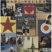 Paul Weller Stanley Road - Singles Box UK vinyl box set