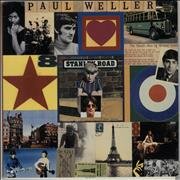 Paul Weller Stanley Road UK vinyl LP