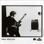 Paul Weller Stanley Road USA press pack Promo