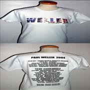 Click here for more info about 'Paul Weller - Studio 150 T-Shirt - White S'