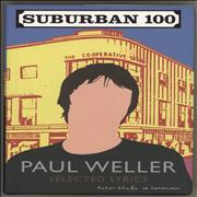 Click here for more info about 'Paul Weller - Suburban 100 - Selected Lyrics'