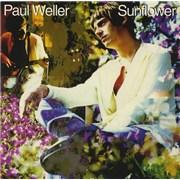 """Paul Weller Sunflower UK 7"""" vinyl"""