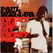 Paul Weller Sweet Pea My Sweet Pea UK CD single Promo
