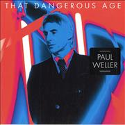 Click here for more info about 'Paul Weller - That Dangerous Age - Both 7