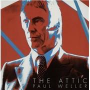 Paul Weller The Attic UK CD single Promo