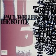 """Paul Weller The Bottle UK 7"""" vinyl"""