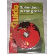 Paul Weller The Guardian Guide + CD UK CD single Promo
